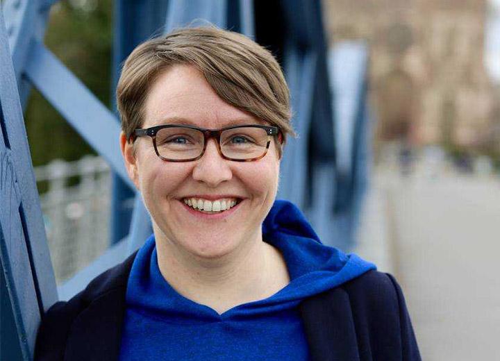 Portrait Lina Wiemer-Cialowisz