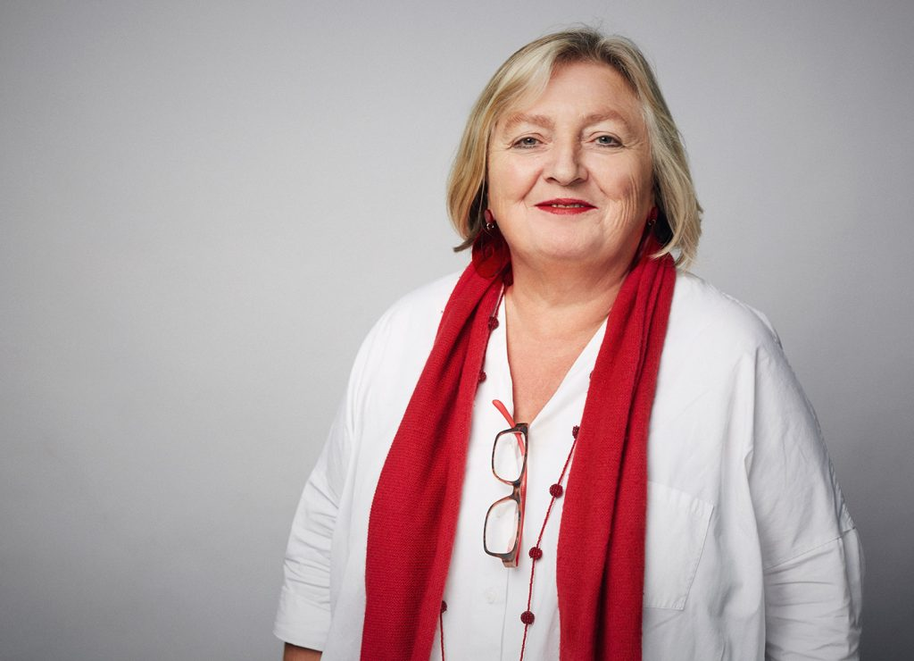 Portrait Irene Vogel