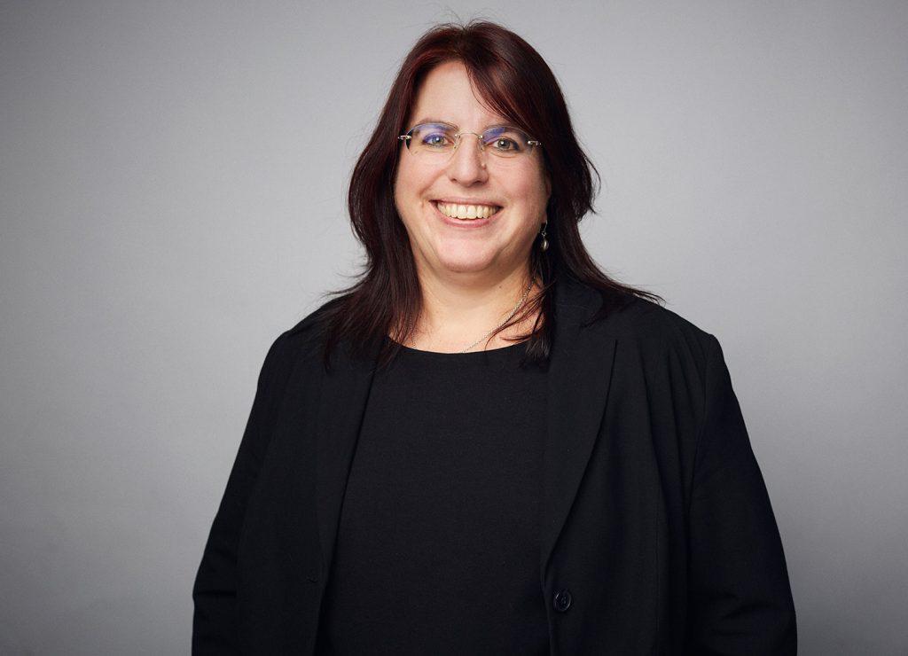 Portrait Monika Stein